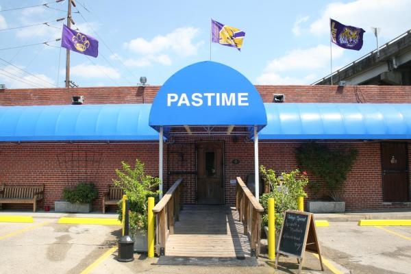 Pastime Front