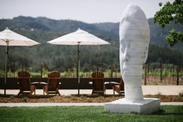 Hall Wines Art - Napa Valley