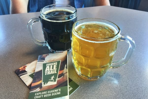 Eugene Ale Trail by Abbie Youngs
