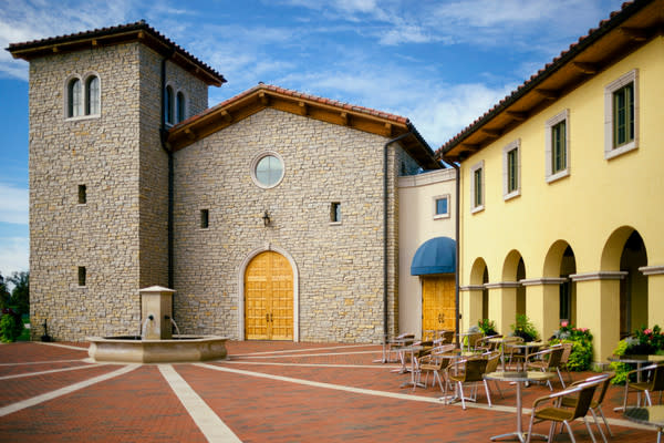 Villa Bellezza Winery near Rochester, MN