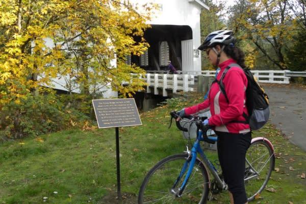 Covered Bridges Scenic Bikeway