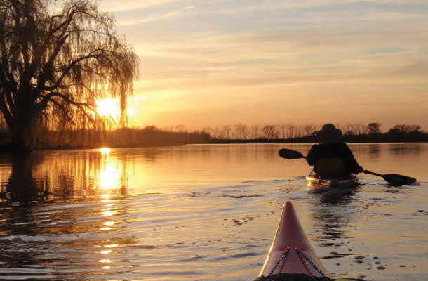 Picture Perfect Paddling 5