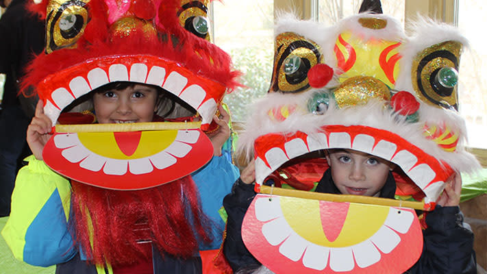 FEBRUARY EVENTS - CHINESE NEW YEAR CELEBRATION