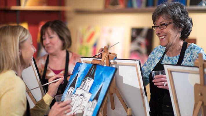 Painting with a Twist - Skippack
