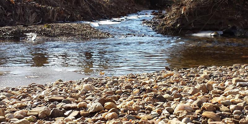 Burkhart Creek Rocks