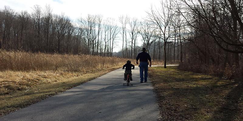 BC Boy and Dad