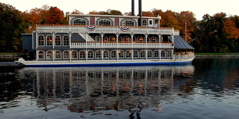 Michigan Princess Lunch Cruise
