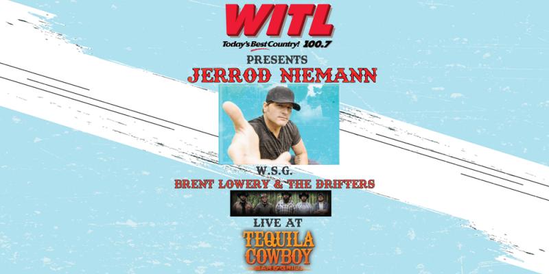 Jerrod Niemann Tequila Cowboy