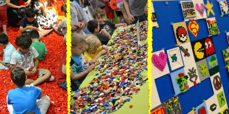 LEGO Brick Fest Live