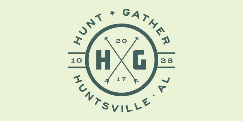 Hunt+Gather Logo