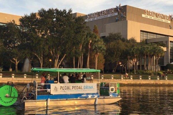 Kraken Tampa - Straz Center