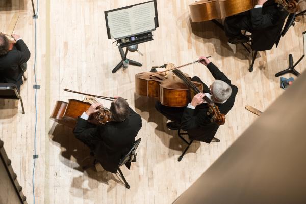 Fort Wayne Philharmonic Cellos