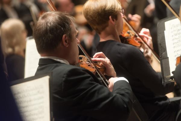 Fort Wayne Philharmonic Violin