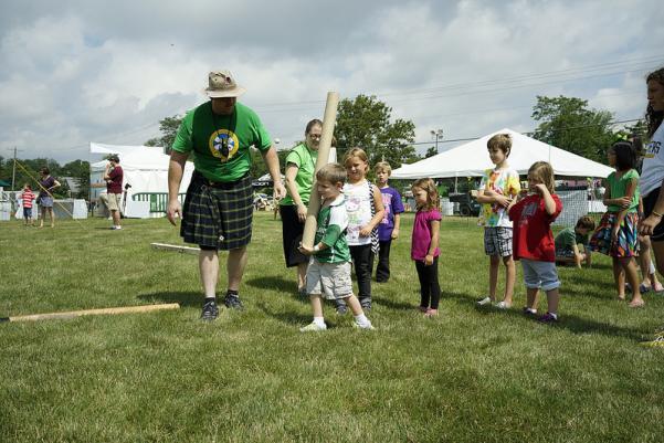 celtic sports kids