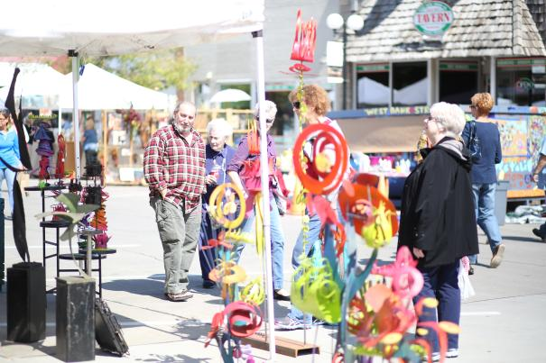Valley Junction Arts Festival