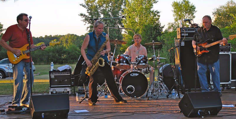 Sue Orfield Band - Photo provided by: Sue Orfield