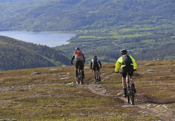 Tour de Finnmarksvidda (4 days)