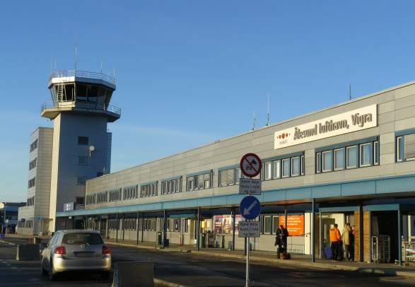 Ålesund Airport Vigra