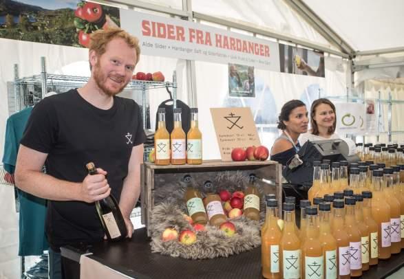 Bergen Matfestival 2018