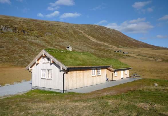 Sørre Hemsing - summer farm accommodation