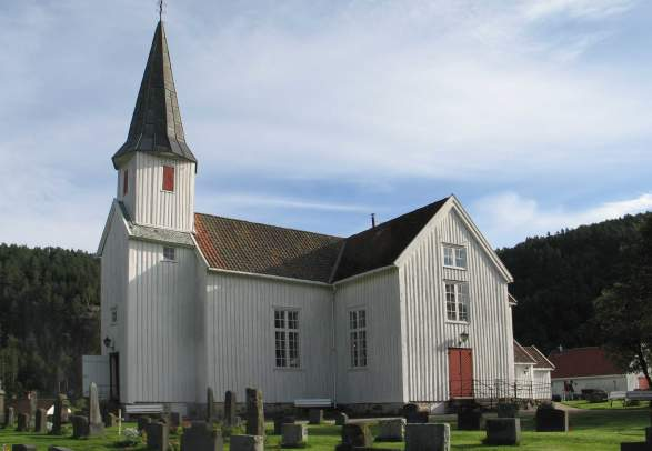 Laudal church