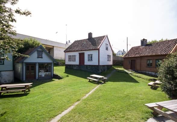 Dokken open-air museum – Old Haugesund