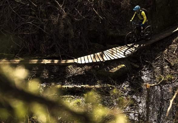 Mountain Biking - Arendal Singletrack