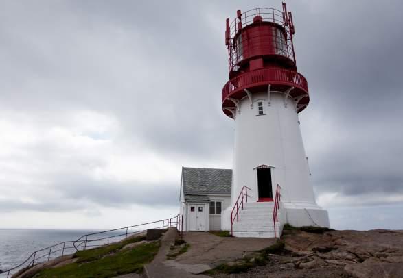 Accommodation Lindesnes Lighthouse