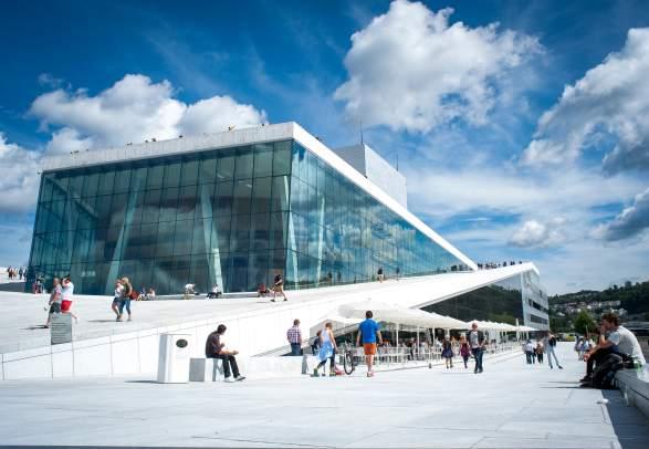 Die Norwegische Oper & Ballett