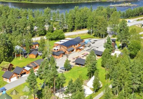 TrollAktiv cabins & camping