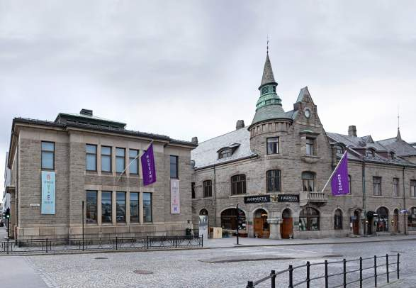 Jugendstilsenteret og Kunstmuseet KUBE