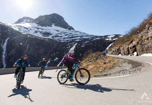 Tour de Trollstigen
