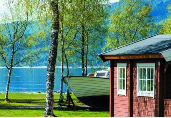 Mittet Camping