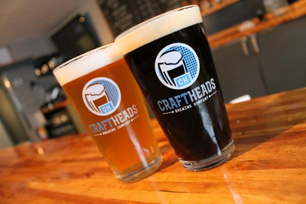 craft heads brewery