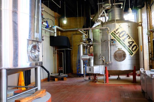 J.P. Wiser's Distillery