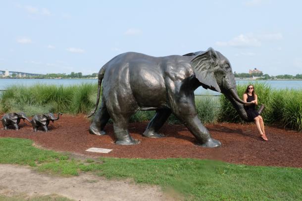 Windsor's Sculpture Park