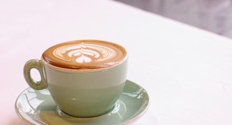 Bean Scene Latte Art