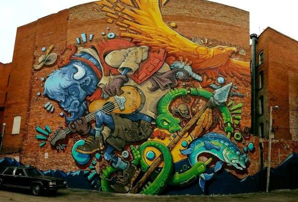 Jordan Dean Mural