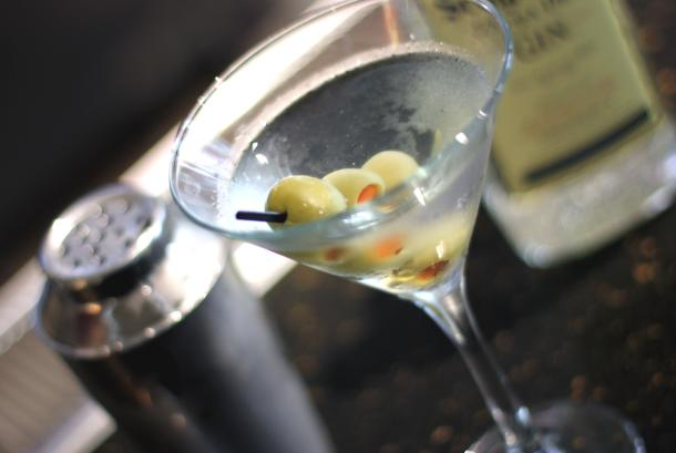Spokane's best martinis