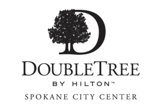 DoubleTree by Hilton Spokane City Center Logo