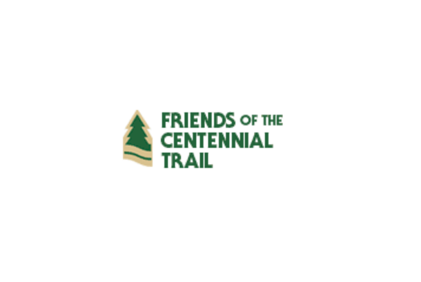 Friends of the Centennial Trail logo