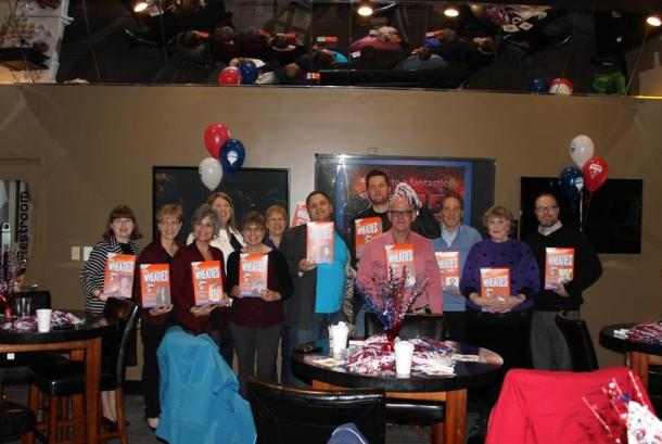 RE/MAX office party