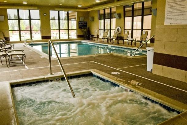 Hampton Inn & Suites Spokane Valley Pool
