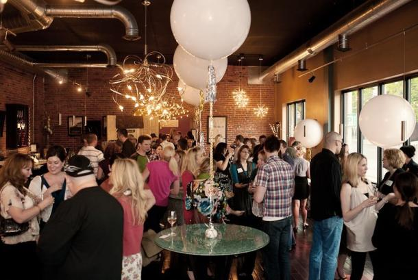 Full house for a networking event