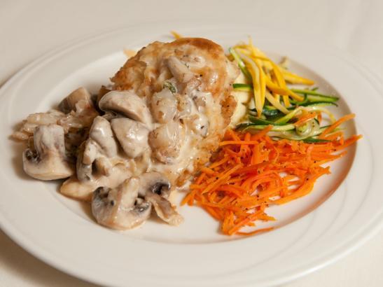 Executive Chef Lensing Customizes Your Event Menu