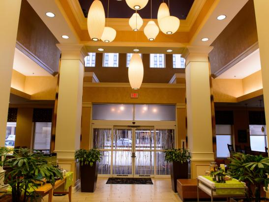 Hilton Garden Inn offers a 100% Satisfaction Promise to every guest.
