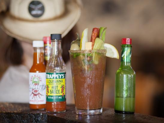 Bloody Mary mix is made from scratch daily | credit olivejuicestudios.com