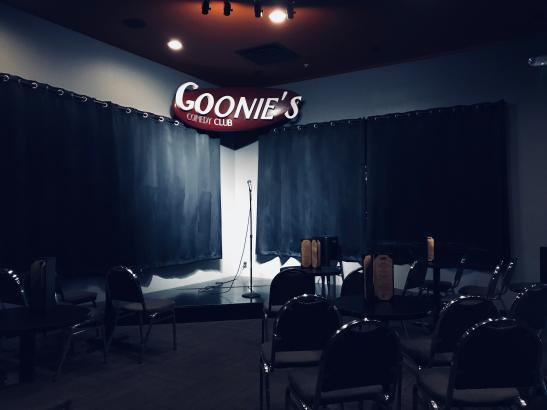 Goonie's Comedy Club