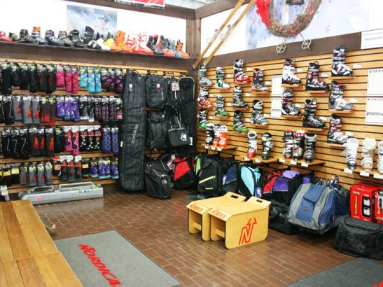 Stop in for all season outdoor gear.