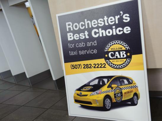 Yellow Cab by Joshua Becker